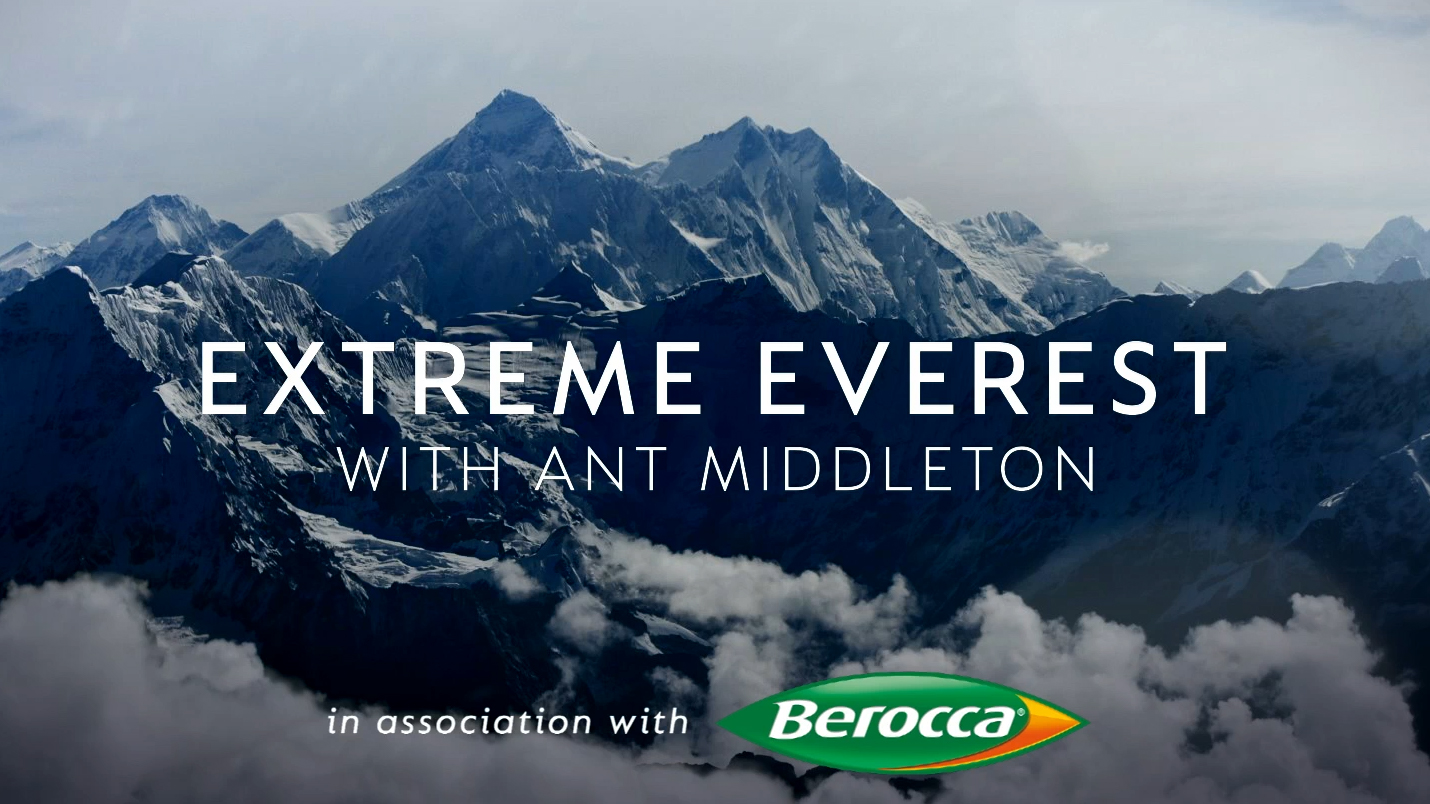 """Screenshot of """"Extreme Everest with Ant Middleton"""" - by Parable"""