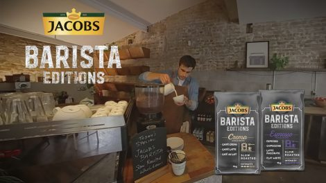 JDE Coffee: Barista Experience Screenshot - by Parable